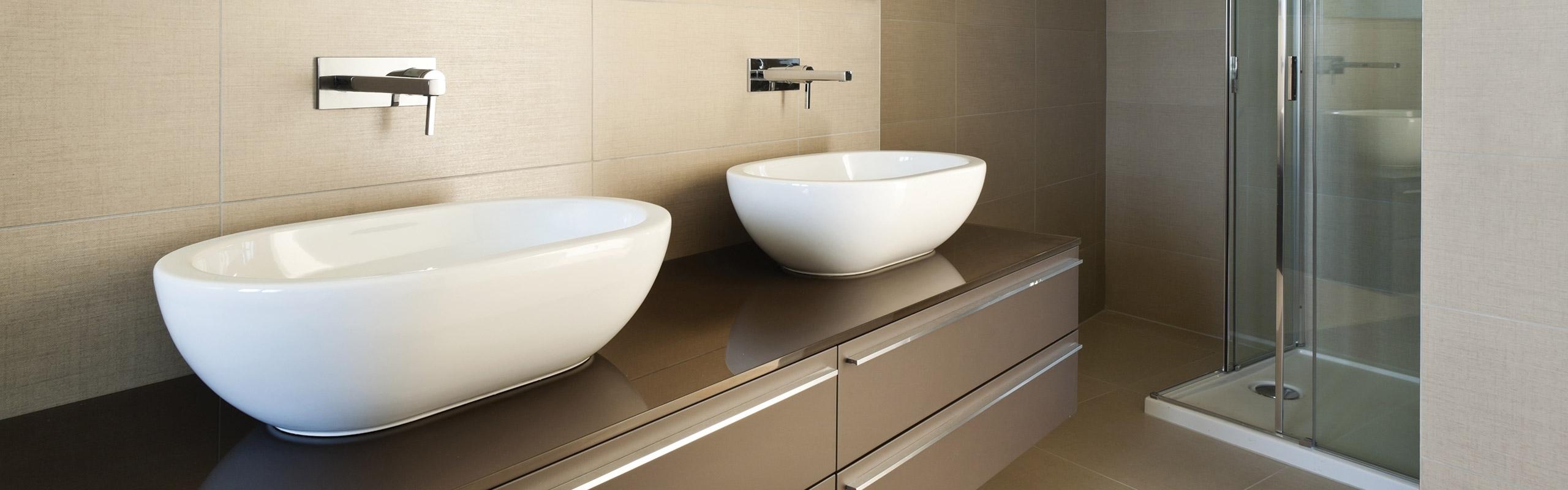 Badkamermeubels en spiegelkasten plaatsen rondom den haag - Italiaanse design badkamer ...